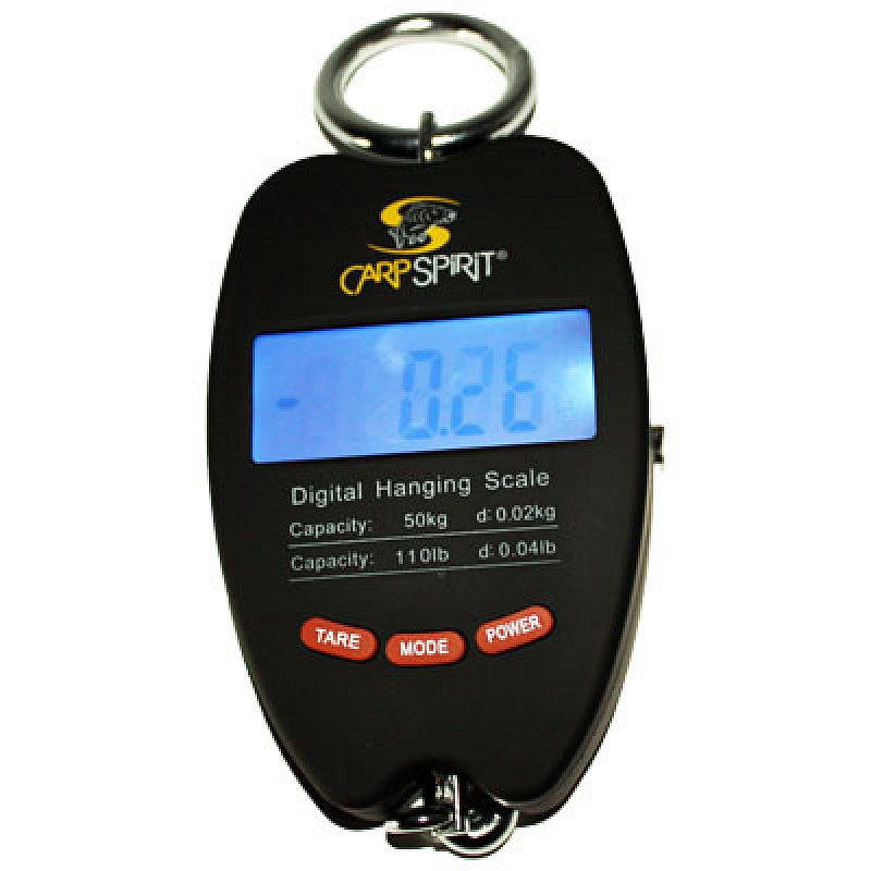 Carp Spirit Váha CS Digital Scale 50kg