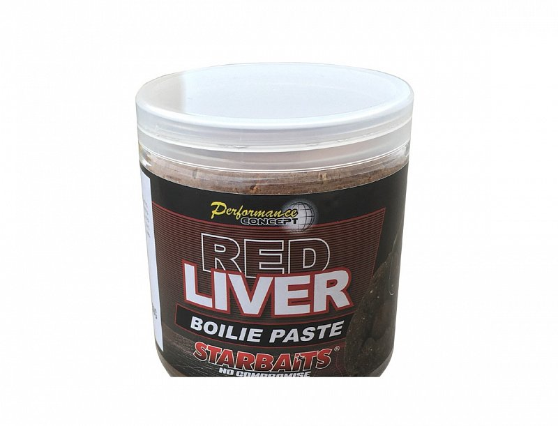 Starbaits Pasta Probiotic Red Liver 250g