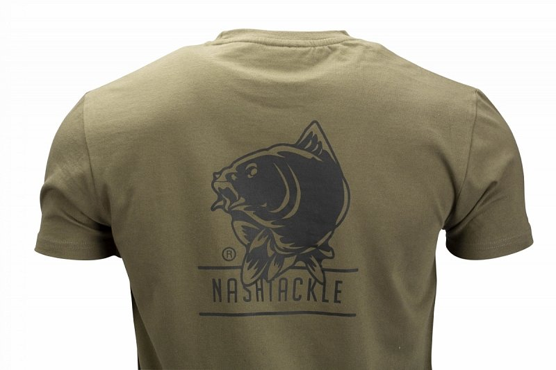 Nash Tričko T-Shirt Green