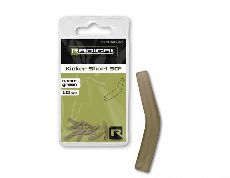 Radical Rovnátko Kicker Short Camo Green 10ks