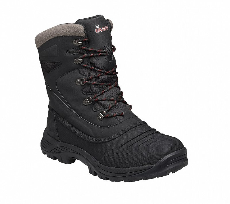 Topánky Expert Boot Grey/Black
