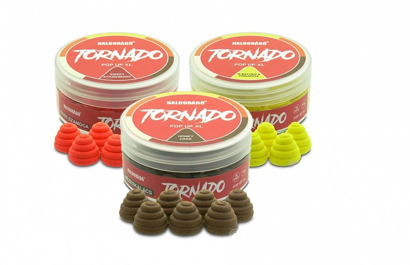 Haldorádo Nástraha Tornado Pop Up XL 15mm 30g
