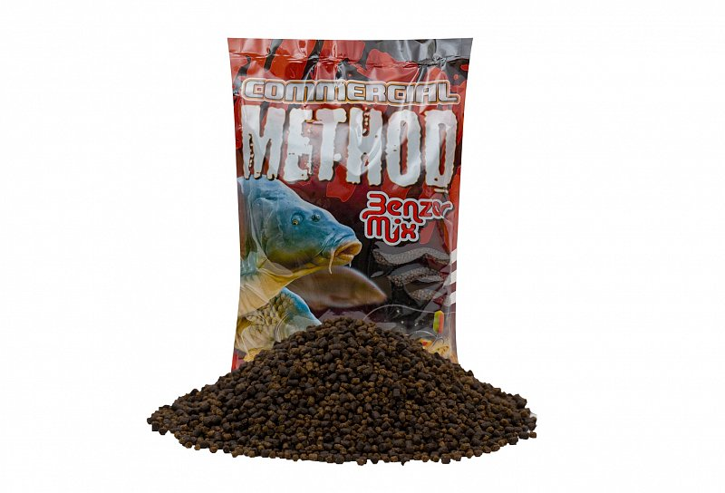 Benzar Krmivo Commercial Method 800g