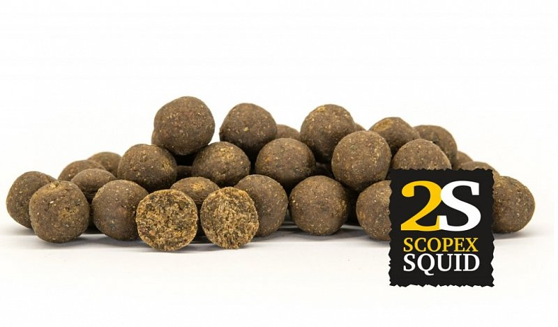 Chytil Boilies chytacie 2S Scopex Squid 250g