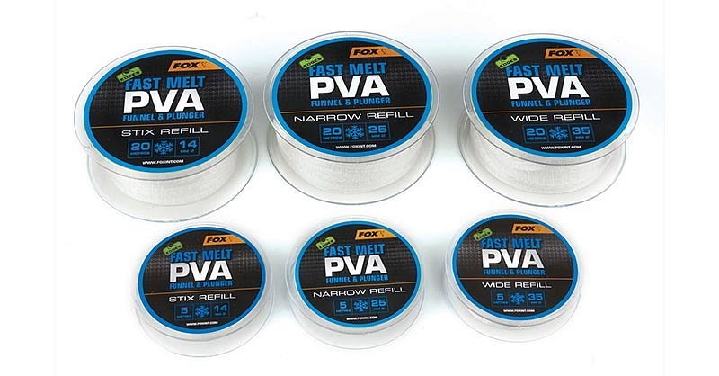 Fox PVA Pančucha Edges Refill Fast Melt