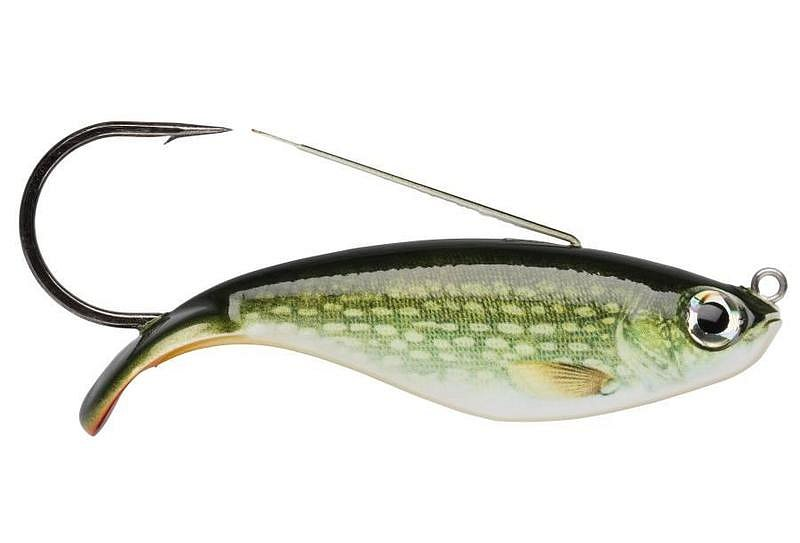 Wobler Weedless Shad 8cm PK