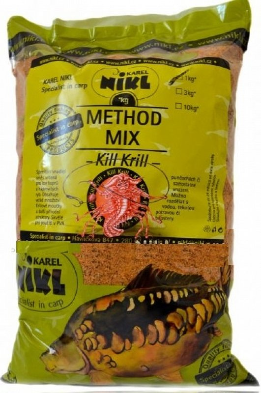 Method mix Kill Krill 1kg