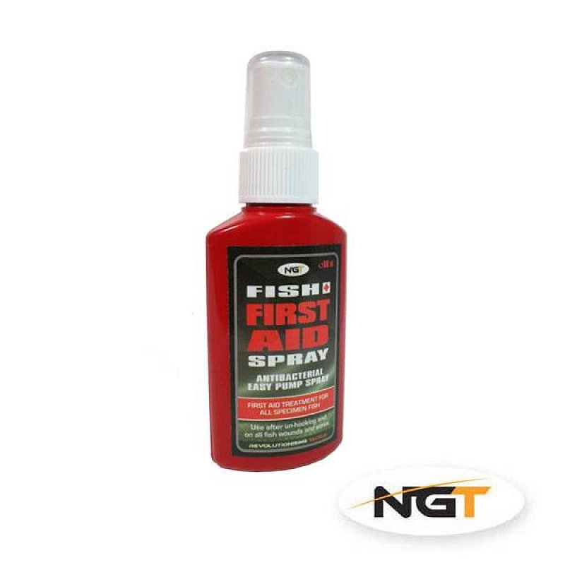 Dezinfekcia Fish Aid Spray 50ml