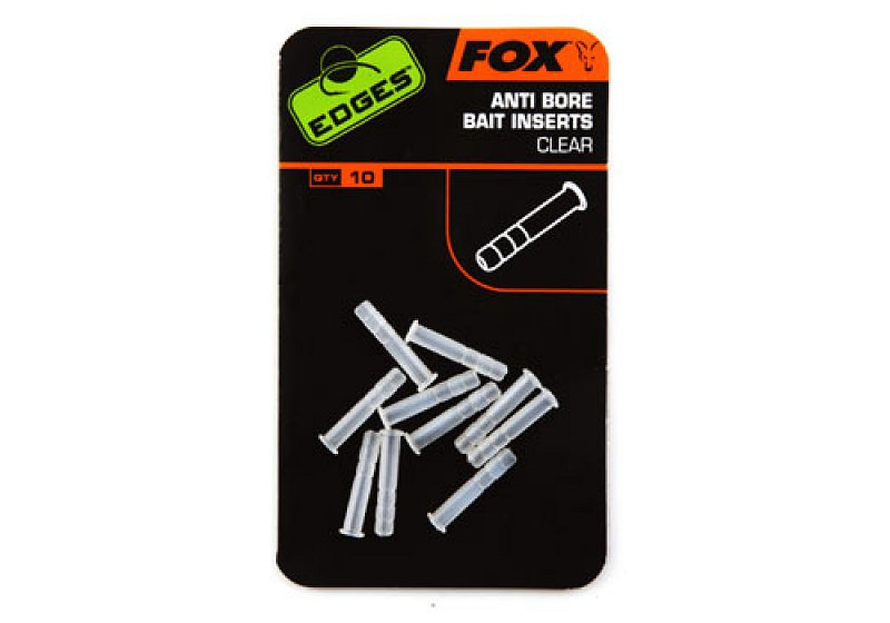 Fox Vsuvky EDGES Anti Bore Inserts - Clear