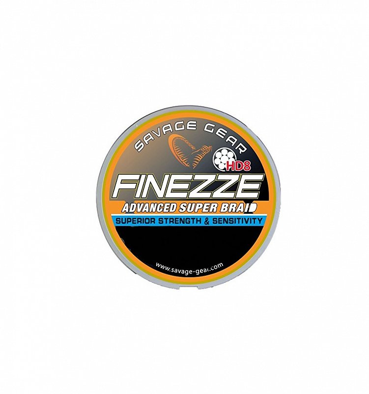 Savage Gear Šnúra Finezze HD8 Counter 0.36mm 32kg